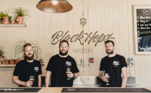 Black Hops Brewing