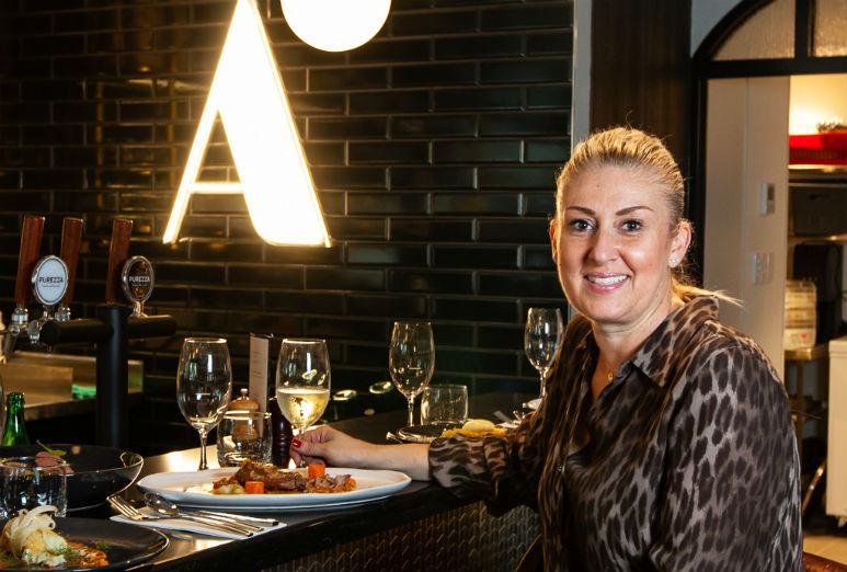 Behind Atelier Brasserie   Meet the Owner