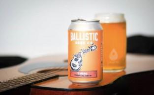 Behind Ballistic Beer Co   Meet  the International Head of Beer Creation