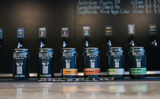 Having a Ball with Ballistic Beer Co