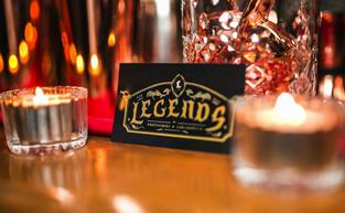 Legends Speakeasy Bar