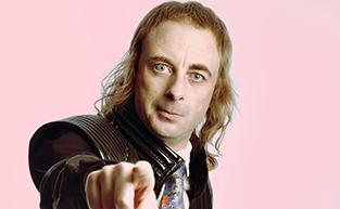 Meet Award-Winning Comedian Paul Foot