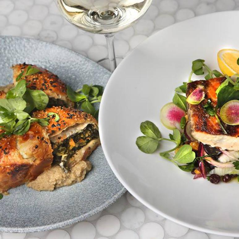 Nostimo Restaurant & Bar's Greek Delights
