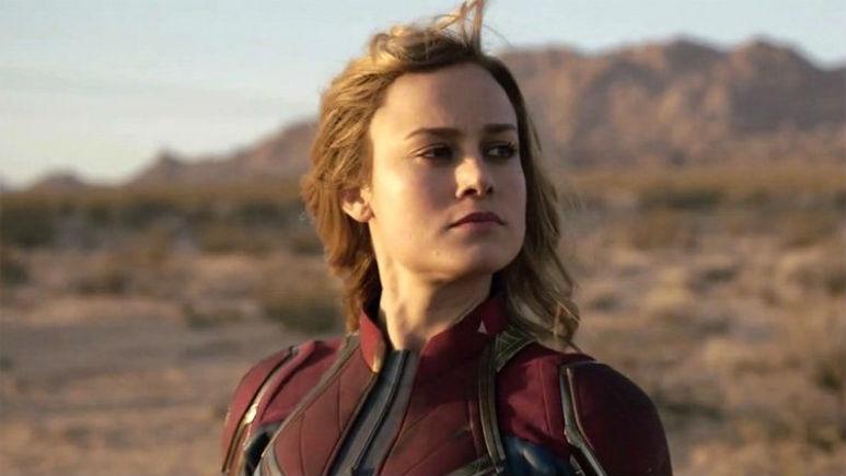 Captain Marvel - Sarcastic, Headstrong & Badass