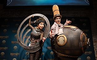 10 Minutes with Cirque du Soleil's Kazuha Ikeda