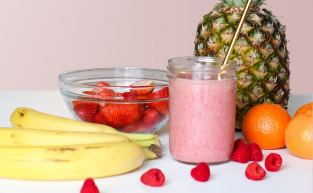 5 Spring Smoothie Flavours