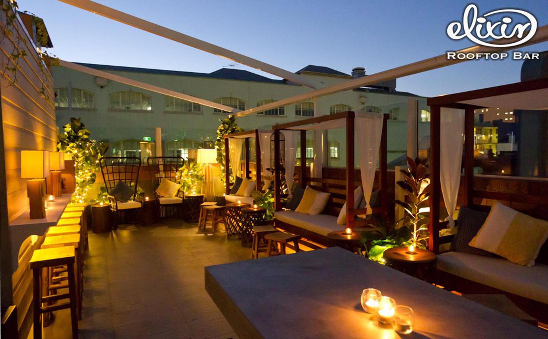 Elixir Rooftop Bar The Good Guide