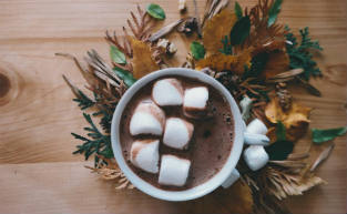 Get Your (Hot) Chocolate Fix